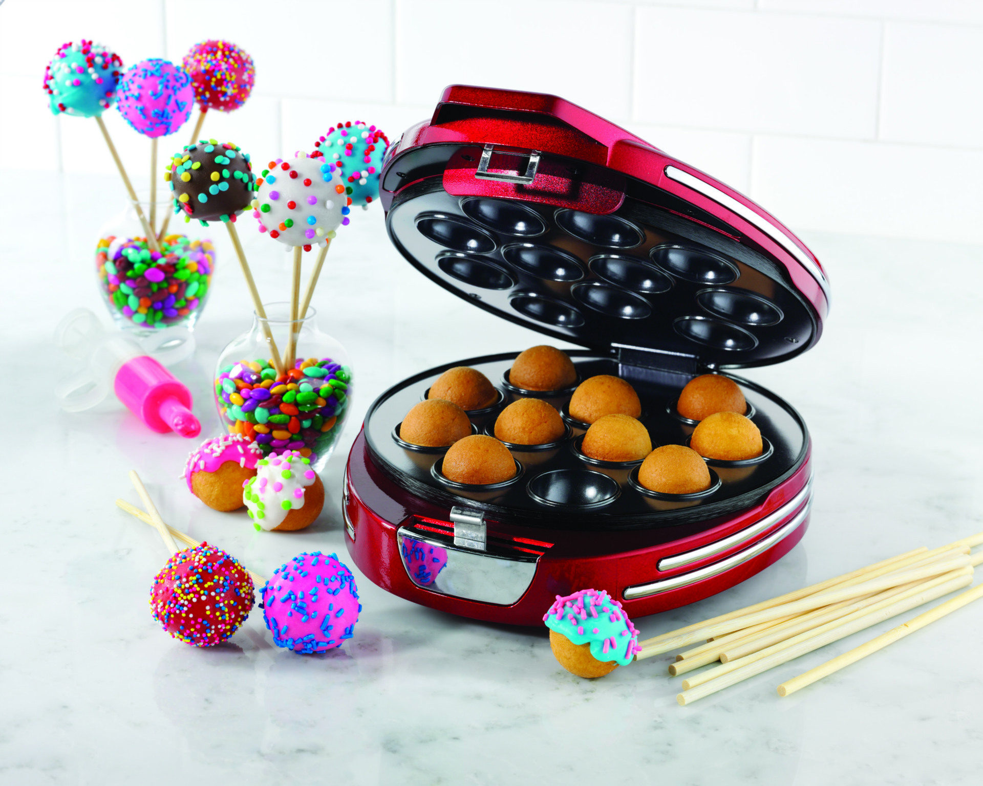 Cake Pop Without Maker